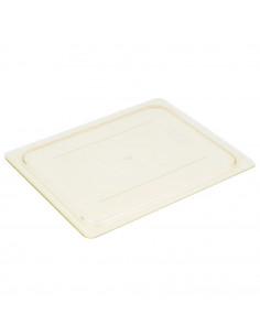 غطاء مسطح 20HPC150 بمقاس 1\2 لدرجات الحرارة العالية وباللون الكهرماني من كامبرو