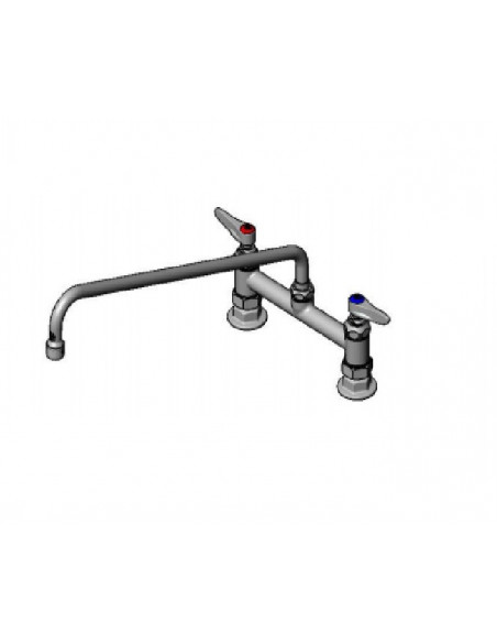 T&S B-0220 Manual Faucets: Pantry Faucets
