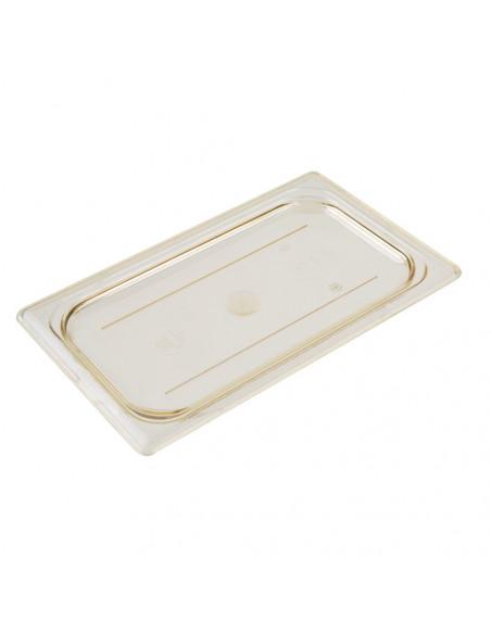 Cambro 40HPC150 High Heat 1/4 Size Flat Lid