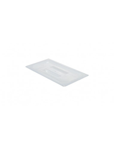 Cambro 30PPCH190 1/3 Size Translucent Handled Lid