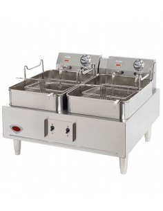Wells F‐30 Dual Pot Electric Countertop Fryer