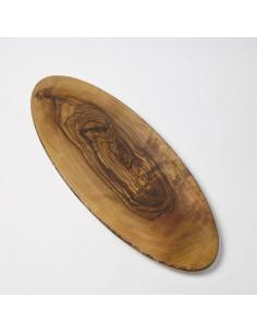 AM Olive Wood Melamine Serving Board