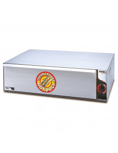 APW Wyott BW-50 long roll bread warmer