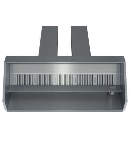 Exhaust hood Low Profile type