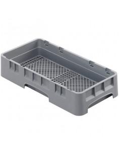 Cambro HFR258151 Gray Half Size Camrack Flatware Rack