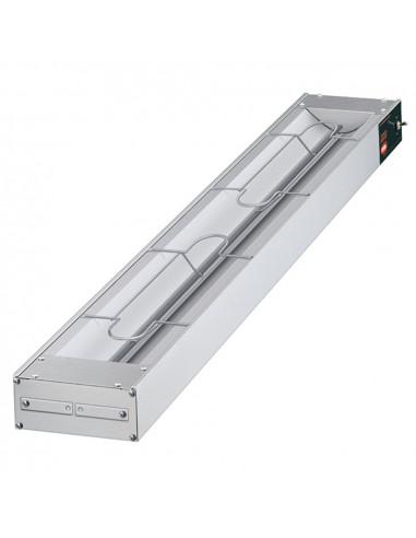 (GRA-48 Glo-Ray) مسخن الطعام بالأشعة تحت الحمراء  وبتحكم أوتوماتيكي