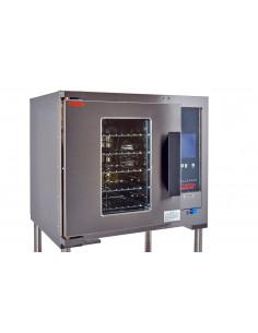 لوحة تحكم إلكترونية تتميز بدقة التحكم في درجة الحرارة بهامش خطأ ±4 درجة فهرنهايت مزود بمروحة يمكن ضبطها على سرعتين وتتميز بخاصية