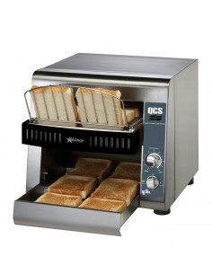 Star QCS1-350 Compact Conveyor Toaster