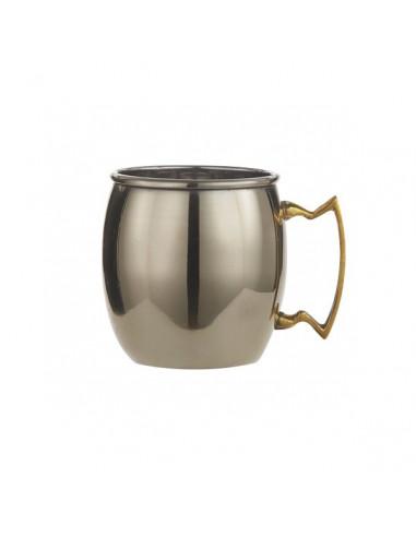 AM Mirror Finish Moscow Mule Mug