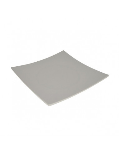 AM Square Concave Melamine Platter