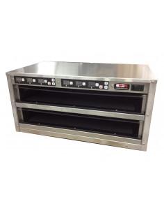 (MC213P-2T) دولاب للحفاظ على درجة حرارة الطعام