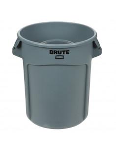Rubbermaid FG262000GRAY 20-gallon Brute Trash Can